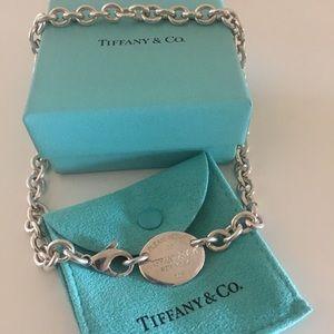 Tiffany Necklace.